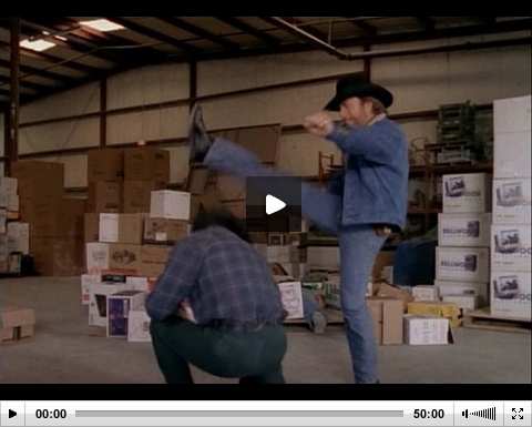 Walker, Texas Ranger - 04x05 - Point After