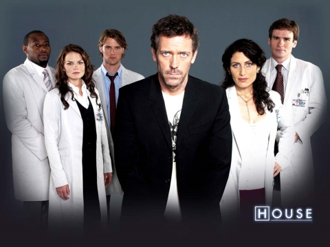 Dr. House - 05x18 - Here Kitty