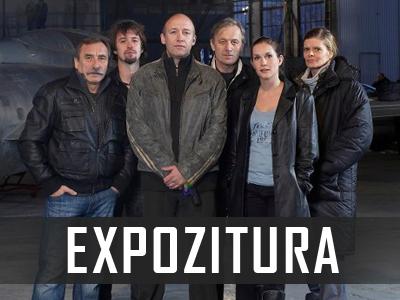 Expozitura - 01x13 - Válka gangu