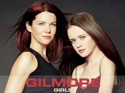 Gilmorova děvčata - 02x12 - Richard ve Stars Hollow