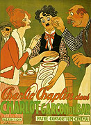 Chaplin sklepníkem (1914)