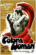 Cobra Woman (1944)