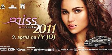 MISS Slovensko 2011 (2011)