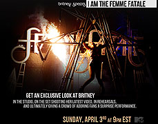 Britney Spears: I Am the Femme Fatale (2011)