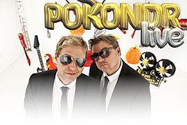 Pokondr live (2011)