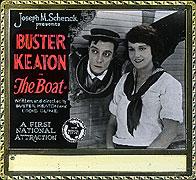 Frigo ve člunu (1921)