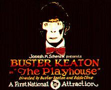Frigo na divadle (1921)