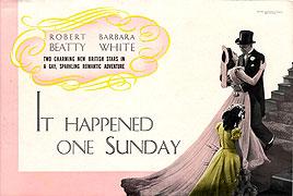Stalo se jedné neděle (1943)
