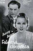 Falešná dvojčata (1934)