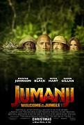 Jumanji: Vítejte v džungli! (2017)