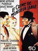 Zločin pana Langa (1936)