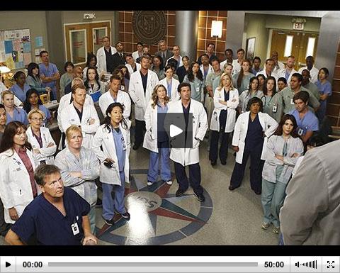 Chirurgové - 05x23 - Na dny budoucí!