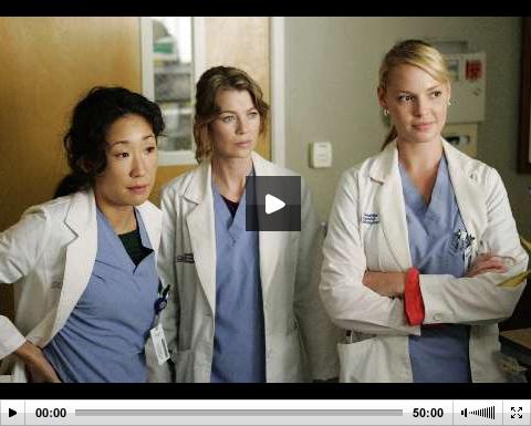 Chirurgové - 03x10 - Blízká setkání lidského druhu