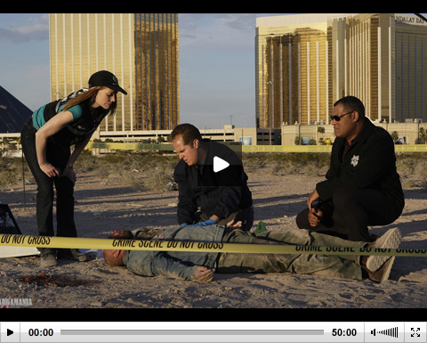 Kriminálka Las Vegas - 01x07 - Pokrevní pouta