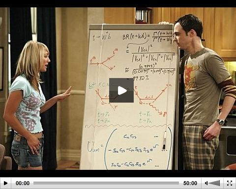 Teorie velkého třesku - 02x21 - Lasvegaský reset