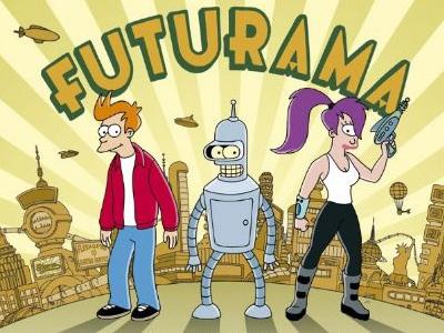 Futurama - 06x26 - Reinkarnace